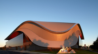 Bunjil Place - Architectural Roofing Systems