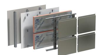 Kooltherm® K15 Rainscreen Board BIM Object