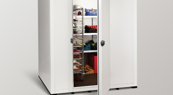 Chambre froide modulable d'isomasters