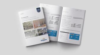 Kingspan Coldstore Accessories Brochure