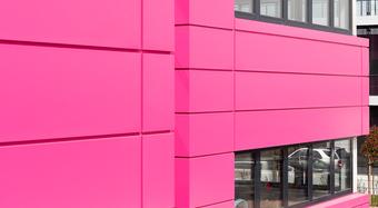 Rülzheim, Nemecko, Designwall Matrix