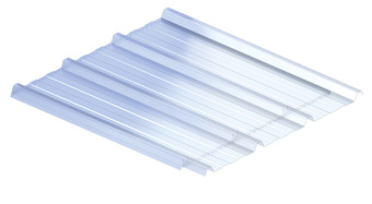 KS1000 PC, Lichtplatten, KS1000 PC, Day-Lite Rooflight