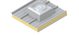 Render_ upstand_roof light dome_DE