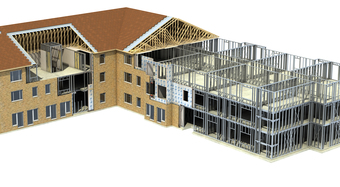 Steel Building Solutions KingBuild System