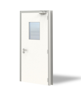 Kingspan Polidoor Cleanroom Door MEATCA_EN