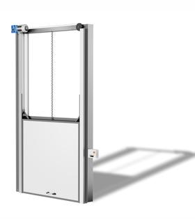 Kingspan Polidoor Vertical Sliding Door MEATCA_EN