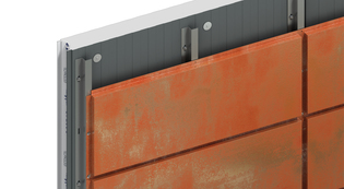 Kingspan Architectural Facades Systems Recess Fixed Project - SAFE STORAGE COMPANY UK Image