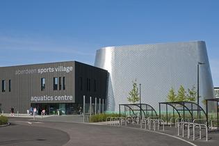 Aberdeen Aquatics Centre UK